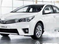 Jual Toyota Corolla Altis G 2016