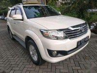 Toyota Fortuner G Luxury 2012 harga murah
