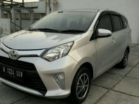 Jual Toyota Calya G MT Manual 2017
