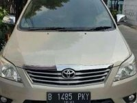 2011 Toyoya Kijang Innova G dijual