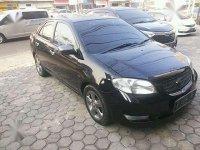 Toyota Vios 2004 hitam