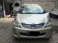 2009 Toyota Kijang Innova V dijual