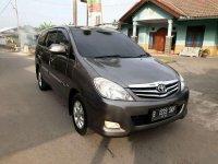 2010 Toyota Kijang Innova 2.5 G dijual