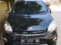 Toyota Agya G 2014 hitam