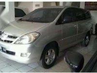 2005 Toyota Kijang Innova 2.0 G dijual