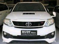 Toyota Fortuner TRD 2014 harga murah