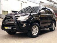 Toyota Fortuner 2.5 G M/T 2008