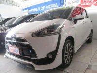 Jual Toyota Sienta Q CVT 1.5 AT 2017