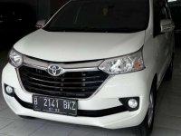 Toyota All New Avanza G MT 2016 Jual