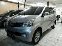 Toyota Avanza G MT 2014 silver