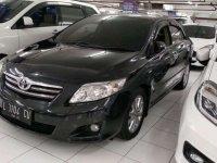 Jual Toyota Corolla Altis G 2010