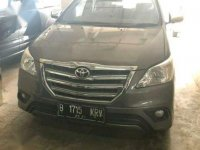 2015 Toyota Kijang Innova 2.5 G dijual