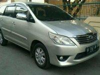 2012 Toyota Kijang Innova 2.5 G dijual
