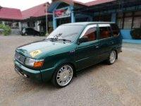 Toyota Kijang SSX 1997 hijau