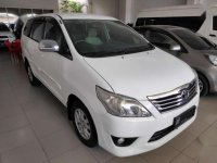 2013 Toyota Kijang Innova 2.5 G dijual