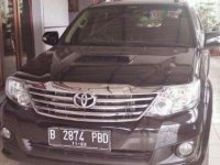 Jual Toyota Fortuner G 2012