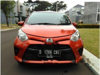 Toyota Calya E 2016 Dijual