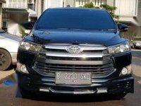 2016 Toyota Kijang Innova V dijual