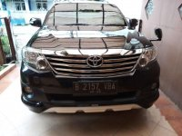 Toyota Fortuner G TRD 2012 Dijual