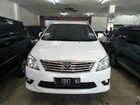 Toyota Kijang Innova G 2012 Dijual
