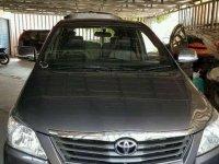 2013 Toyota Kijang Innova E dijual