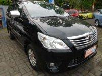 2012 Toyota Kijang Innova 2.0 G dijual