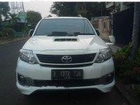 Toyota Fortuner G TRD 2015 Dijual