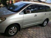 2008 Toyota Kijang Innova V dijual