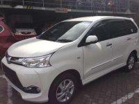Jual Toyota Avanza G Luxury 2018
