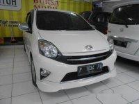 Dijual Toyota Agya TRD Sportivo 2013