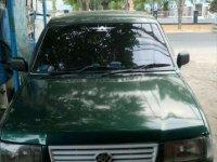 Toyota Kijang LSX-D 1997 hijau