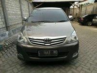 2010 Toyota Kijang Innova 2.0 G Luxury Dijual