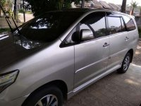 2012 Toyota Kijang Innova V dijual