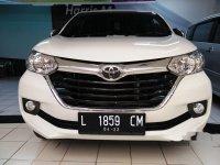 Toyota Avanza G 2017 Dijual