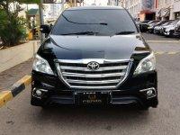 Toyota Kijang Innova V Luxury 2012 Dijual