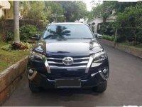 Toyota Fortuner SRZ 2016 Dijual
