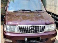 Toyota Kijang LSX 2003 Dijual