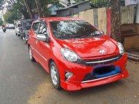 Jual Toyota Agya TRD Sportivo AT 2015