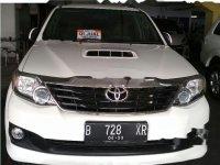 Dijual Toyota Fortuner G 2013