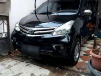 Jual Toyota Avanza G MT 2013