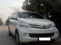 2015 Toyota Avanza E dijual
