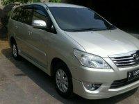 2012 Toyota Kijang Innova 2.0 G 2012