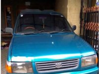 Toyota Kijang SGX 1997 Dijual