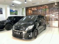 Jual Toyota Alphard G S C Package 2013