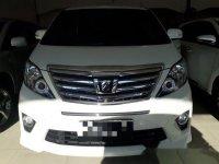 Dijual Toyota Vellfire G 2014