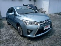 Toyota Yaris G Manual 2014