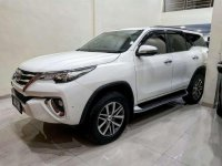 Jual Toyota Fortuner 2.4 VRZ A/T 2017