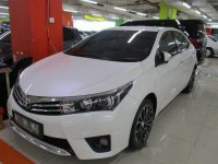 Toyota Corolla Altis 1.8 V 2015 Dijual