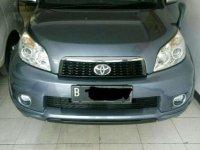Toyota Rush S 2011 abu-abu