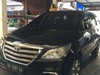 Jual Toyota Kijang Innova Diesel 2012